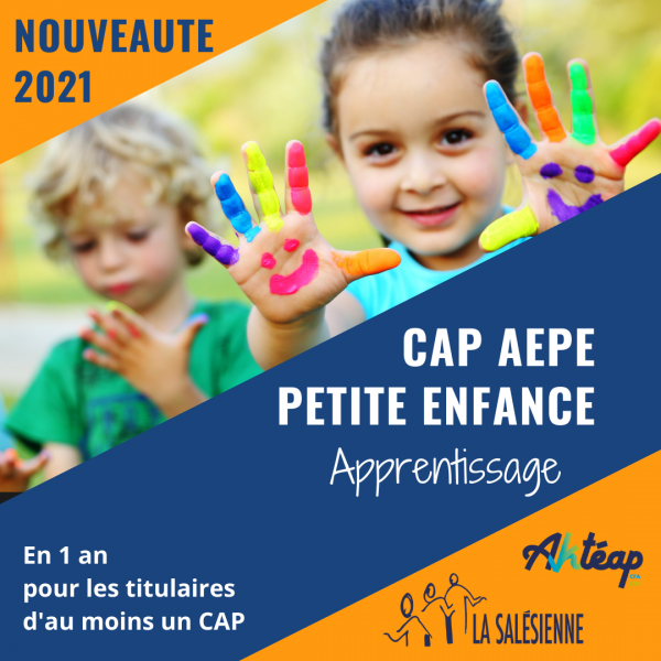 Cap aepe apprentissage site