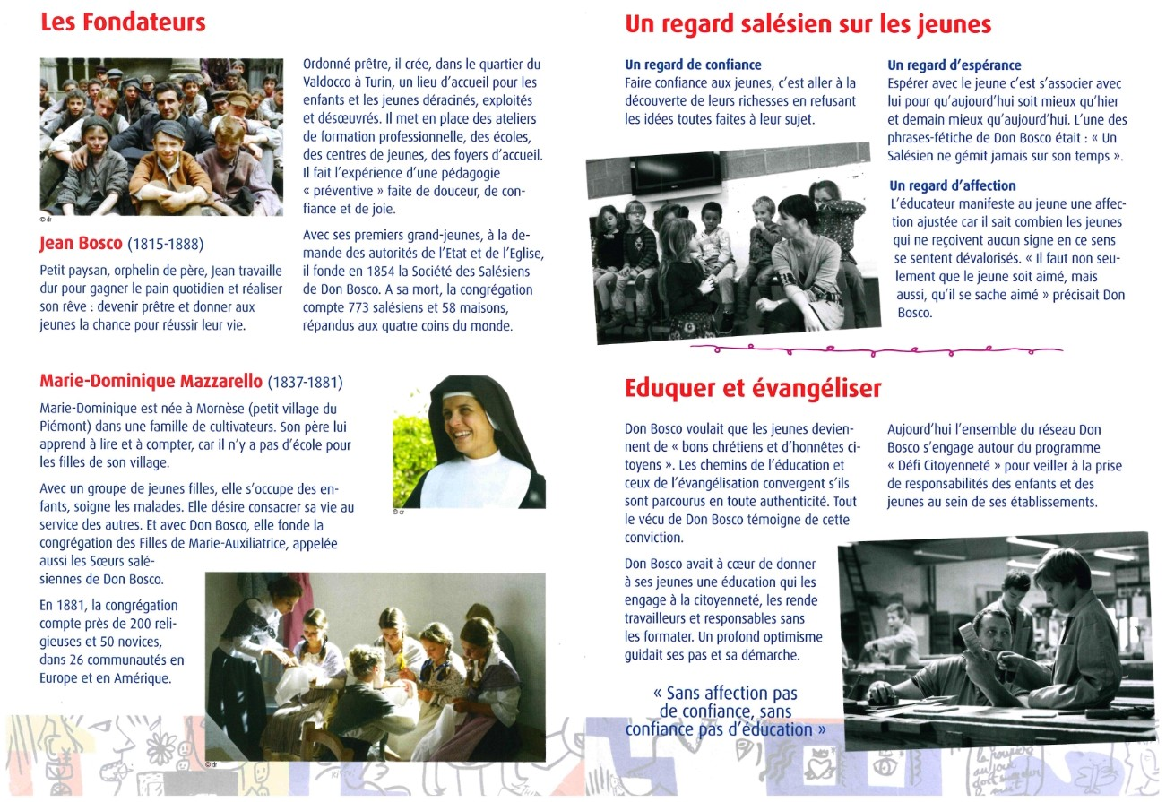 Don bosco 3 la salesienne